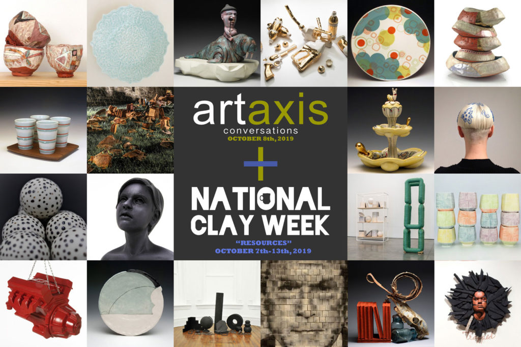 Artaxis and NCW promo image for 2019 Artaxis Conversations event