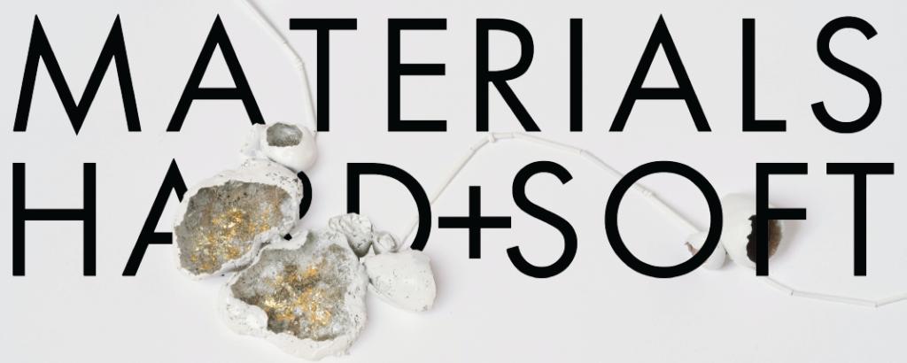 Hillarey Dees, White Asetivum Necklace, 2019 Materials Hard + Soft Selection