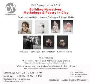 Featured Artists: Lauren Gallaspy and Virgil Ortiz