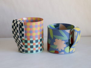 Lydia Johnson cups