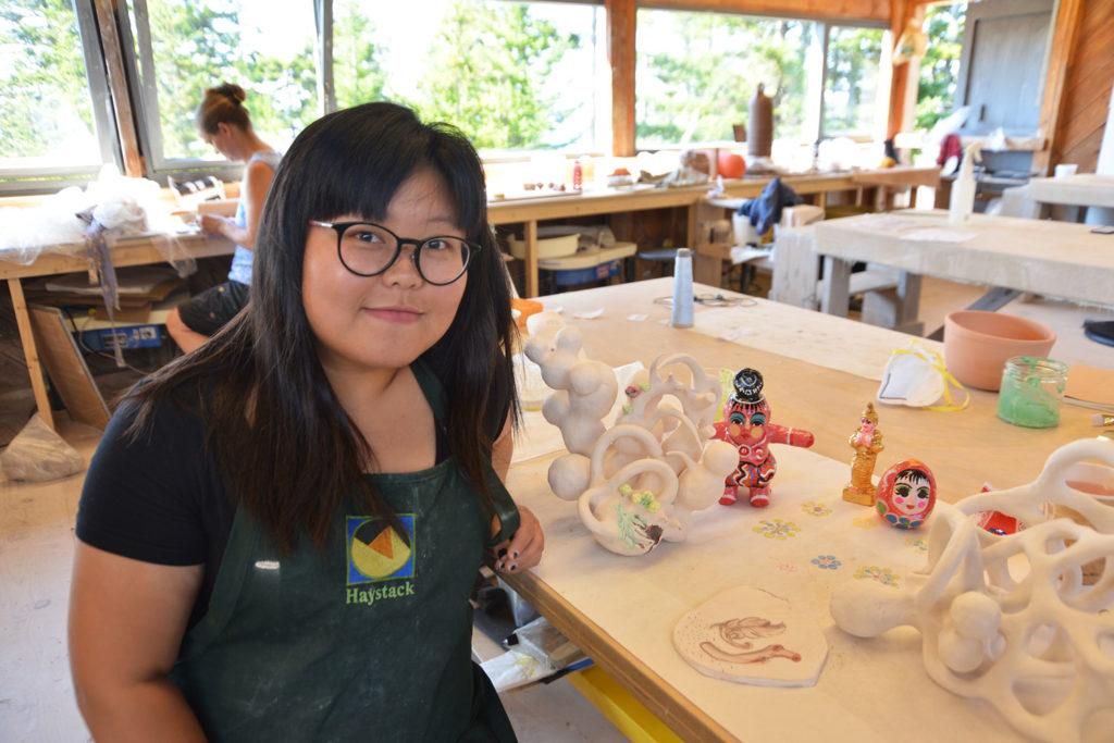 Soe Yu Nwe at Haystack, August 2017