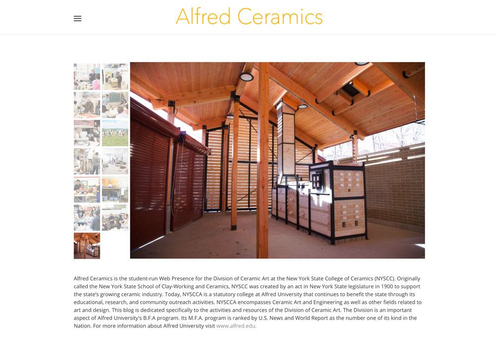 Alfred Ceramics