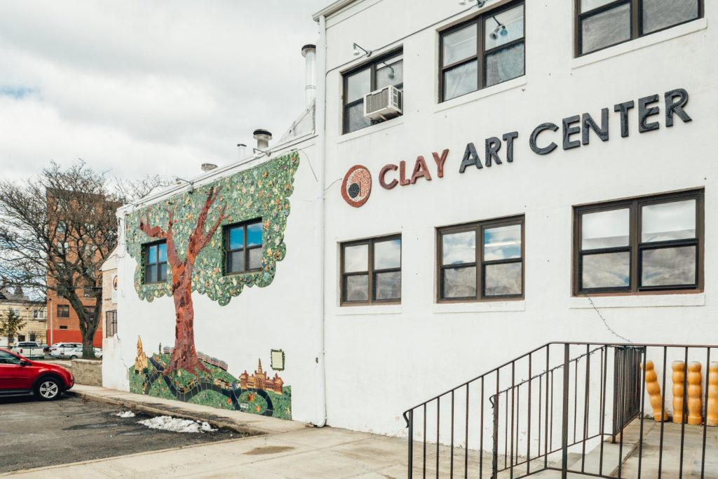 Clay Art Center image for Studio Manager position announcement
