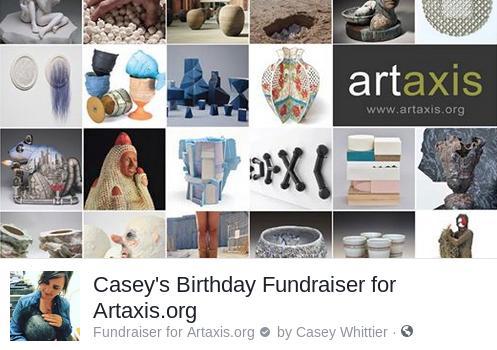 Casey's Birthday Fundraiser on Artaxis