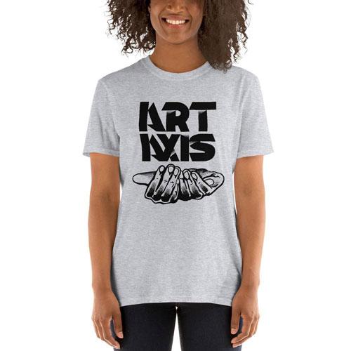 T-shirt designed by Jubenal Rodriguez