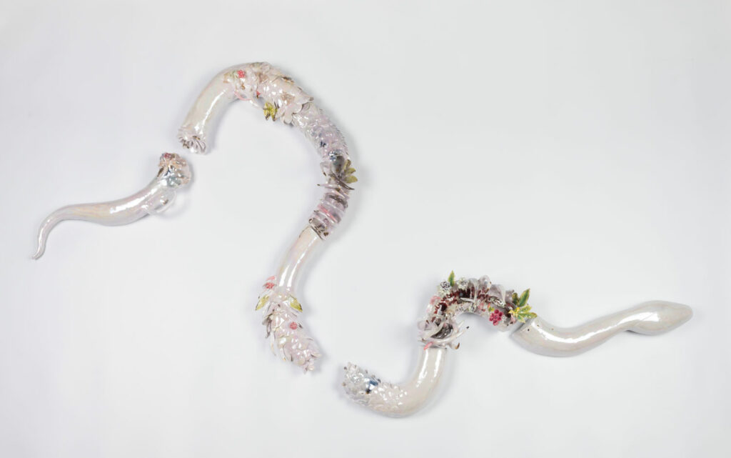 """Soe Yu Nwe, """"Pink Serpent"""""""