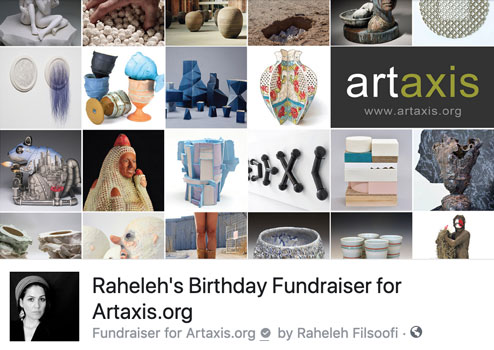 Raheleh's Birthday Fundraiser on Facebook