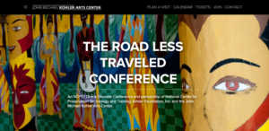 Image for The Road Less Traveled conference