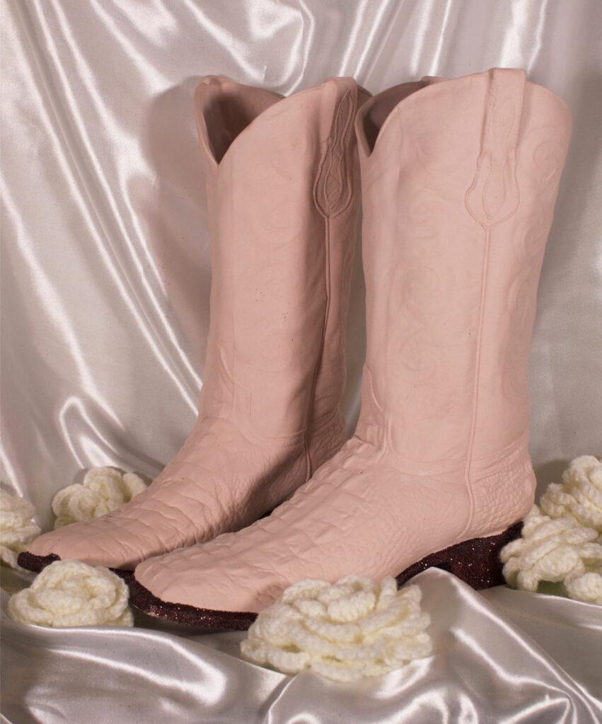 "Moises Salazar ""La Bota (1 pair of 8)"""