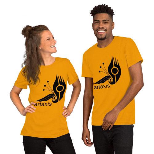 Artaxis t-shirt designed by Salvador Jiménez-Flores