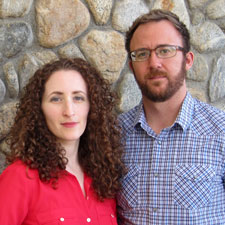 Tim Berg and Rebekah Myers profile photo